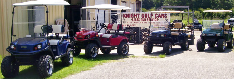 Knight Golf Carts